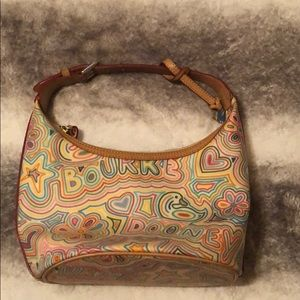 Dooney& Bourke scribble bag